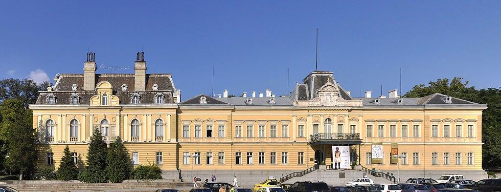 Galería de Arte Nacional de Bulgaria