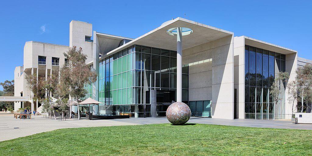 Galería Nacional de Australia en Canberra