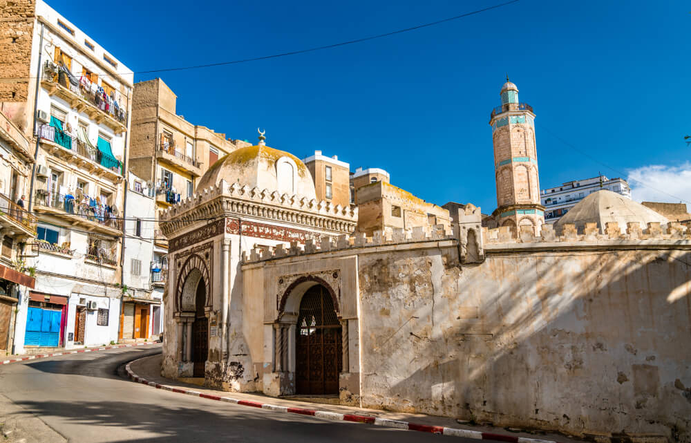 Gran Mezquita de Orán en Argelia