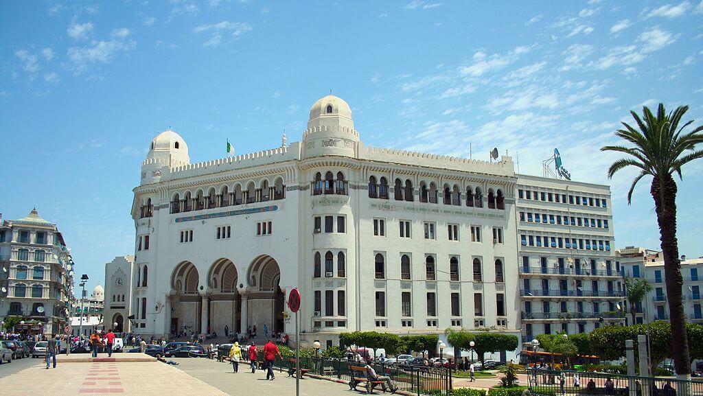 Plaza Grande Poste de Argel