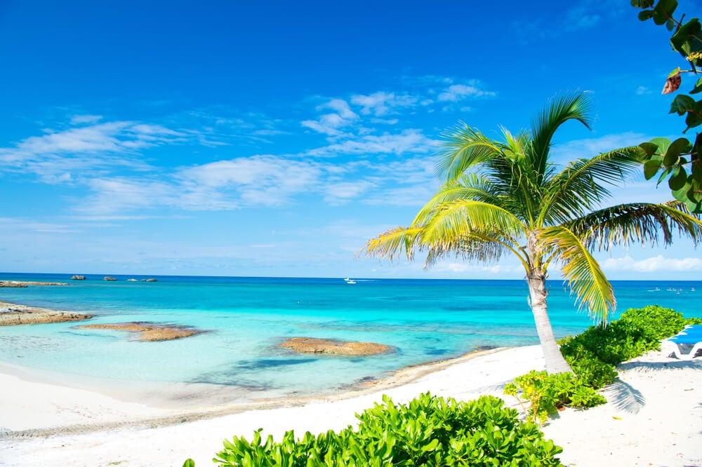 Great Stirrup Cay en Bahamas