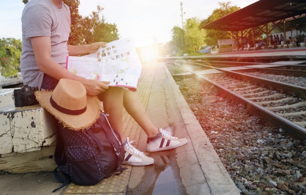 5 cosas que únicamente puedes hacer si viajas solo