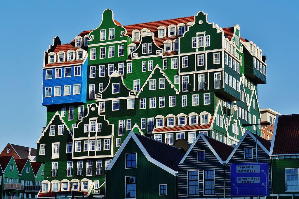Hotel Zaandam en Ámsterdam