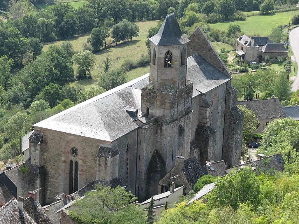 Iglesia de San Juan Evangelista de Najac