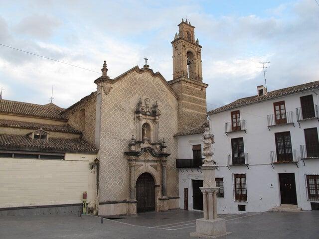 Iglesia de San Francisco en Priego de Córdoba