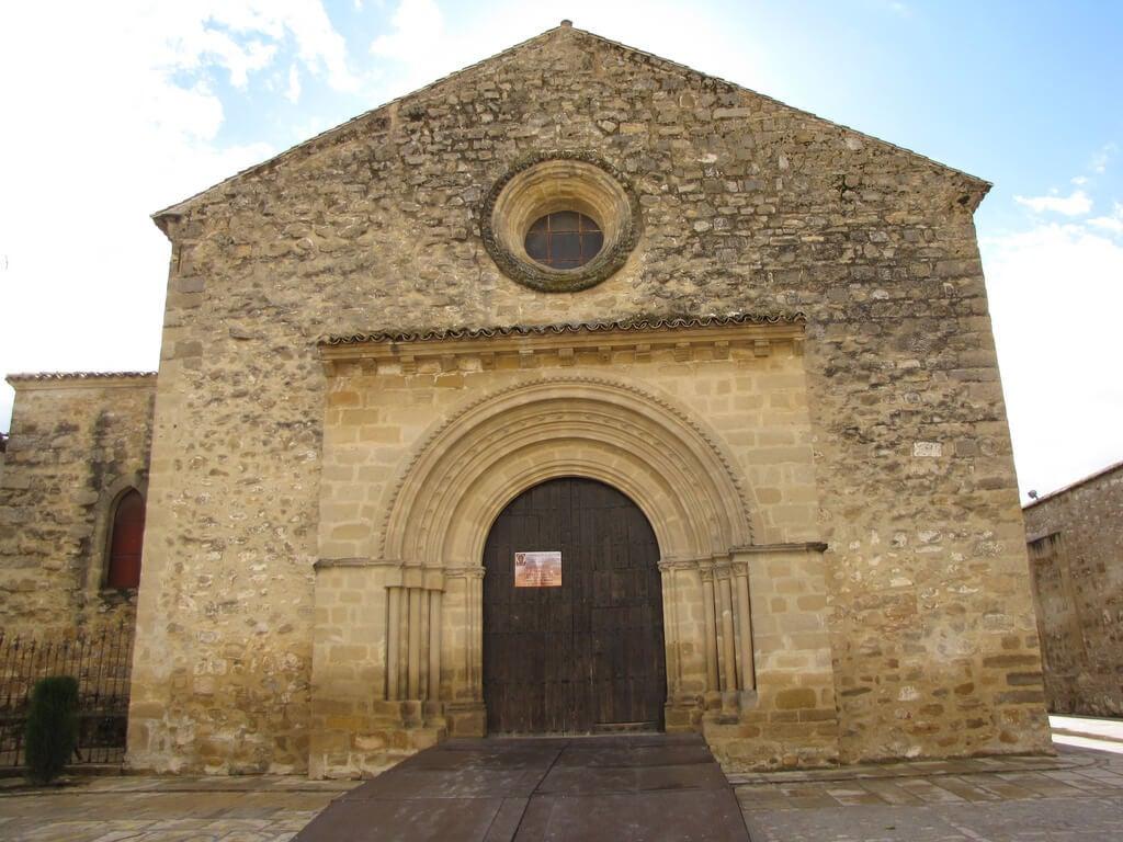 Iglesia de la Santa Cruz de Baeza