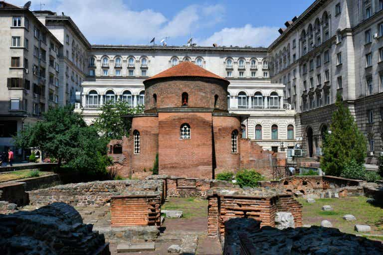 Sveti Georgi, una iglesia muy especial en Sofía