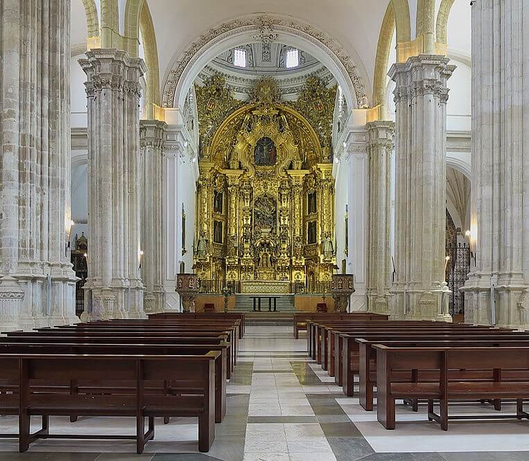 Iglesia de la Colegiata de Osuna