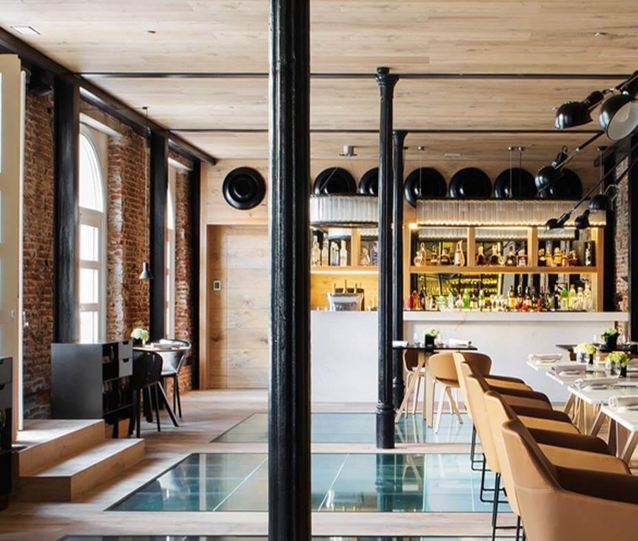 Restaurante Dos Cielos by Hermanos Torres en Madrid