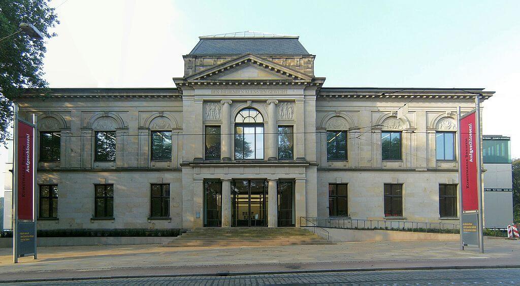 Kunsthalle, uno de los lugares que ver en un viaje a Bremen