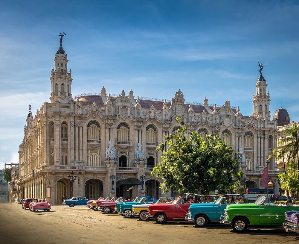 La Habana, una de las razones para un viaje a Cuba