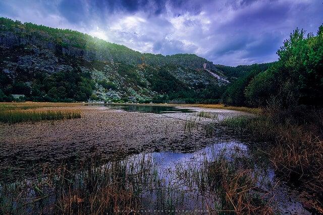 Lagunas de Neila en Burgos