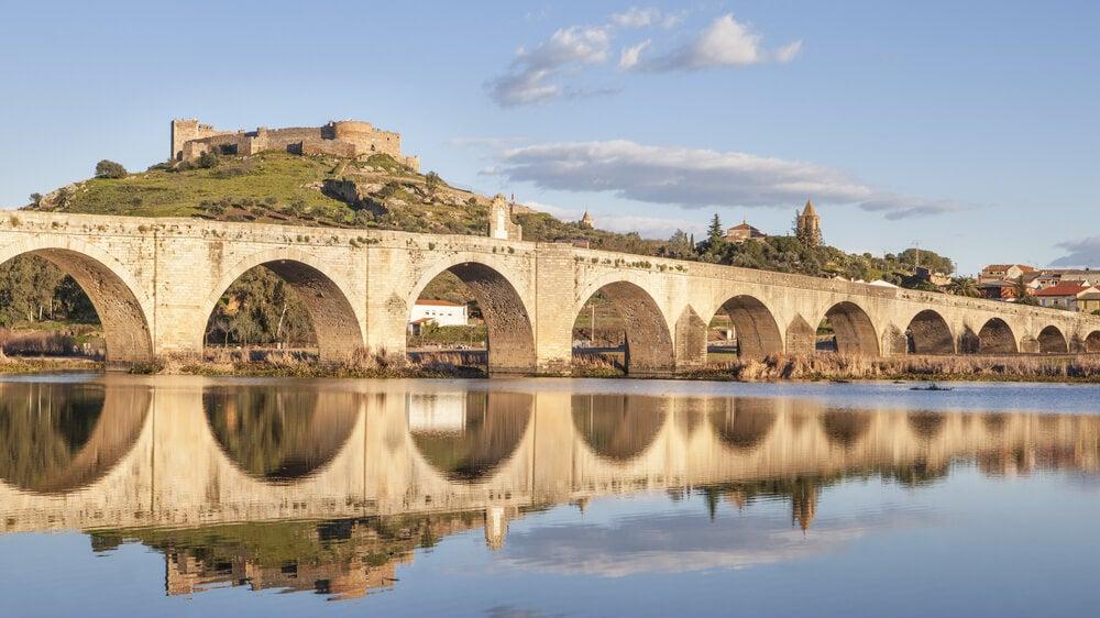 La provincia de Badajoz en Extremadura y sus tesoros