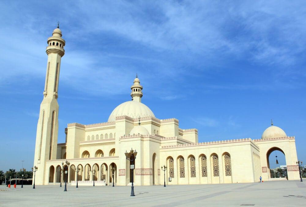 Mezquita Al Fateh en Manama, Bahréin