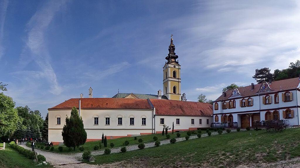 Monasterio Grgeteg en Fruska Gora