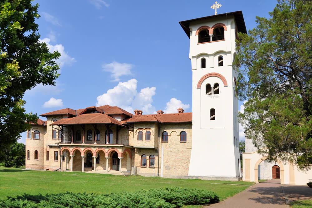 Visitamos los monasterios de Fruska Gora en Serbia