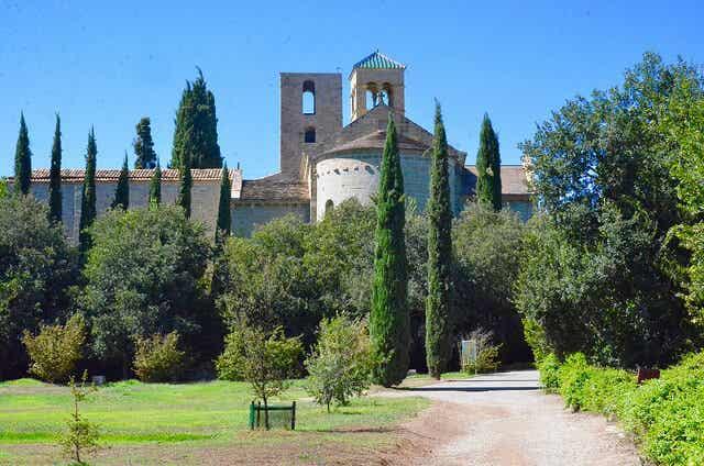 Conoce el monasterio Món Sant Benet cerca de Barcelona
