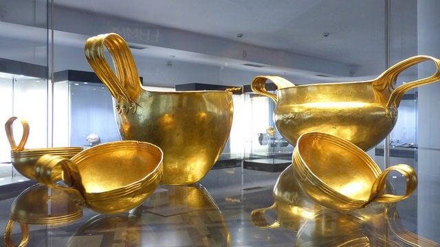 Museo Arqueológico Nacional de Bulgaria