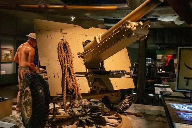 Museo de la Guerra en Canberra