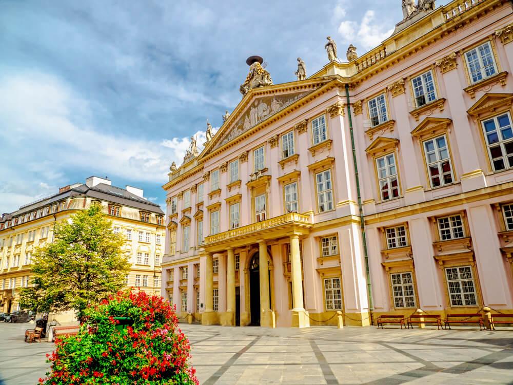 Palacio Primacial de Bratislava