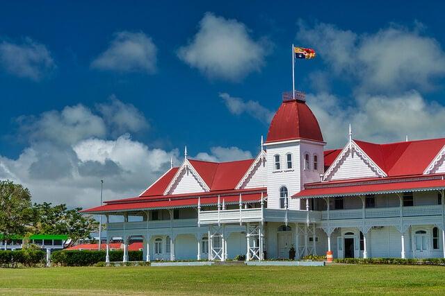 Palacio Real de Nuku'alofa