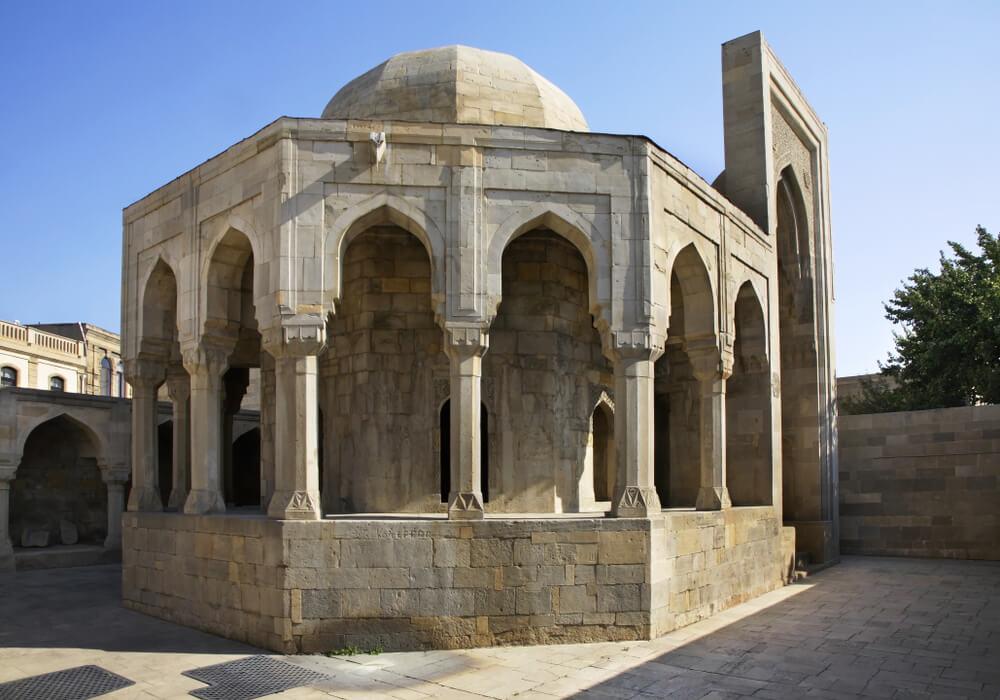 Palacio Shirvanshah en Baku