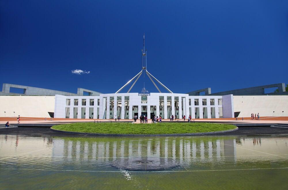 Lugares de interés de Canberra, capital de Australia