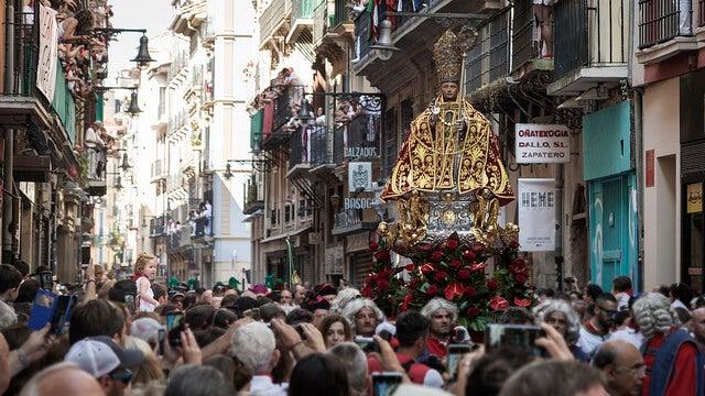 Procesión de San Fermín