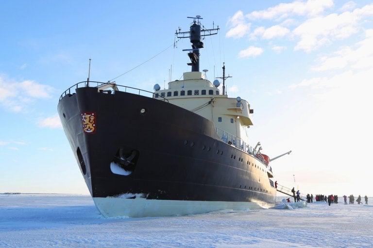 Crucero en el rompehielos Sampo: una experiencia increíble