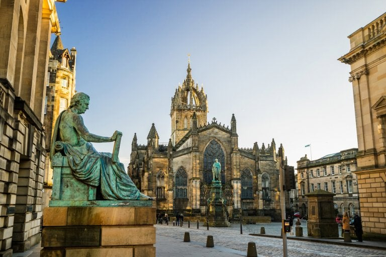 Hacemos la ruta de Outlander por Escocia desde Edimburgo