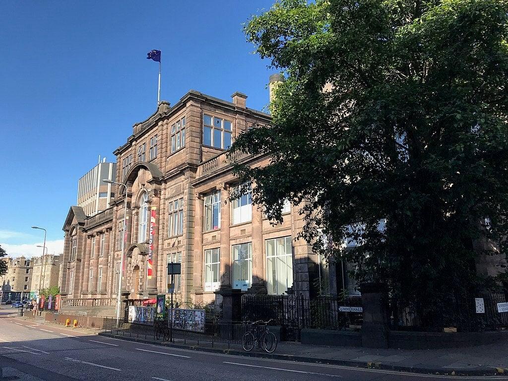 Sala Summerhall en Edimburgo