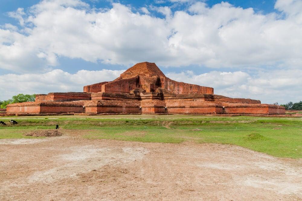 Vihara budista de Paharpur