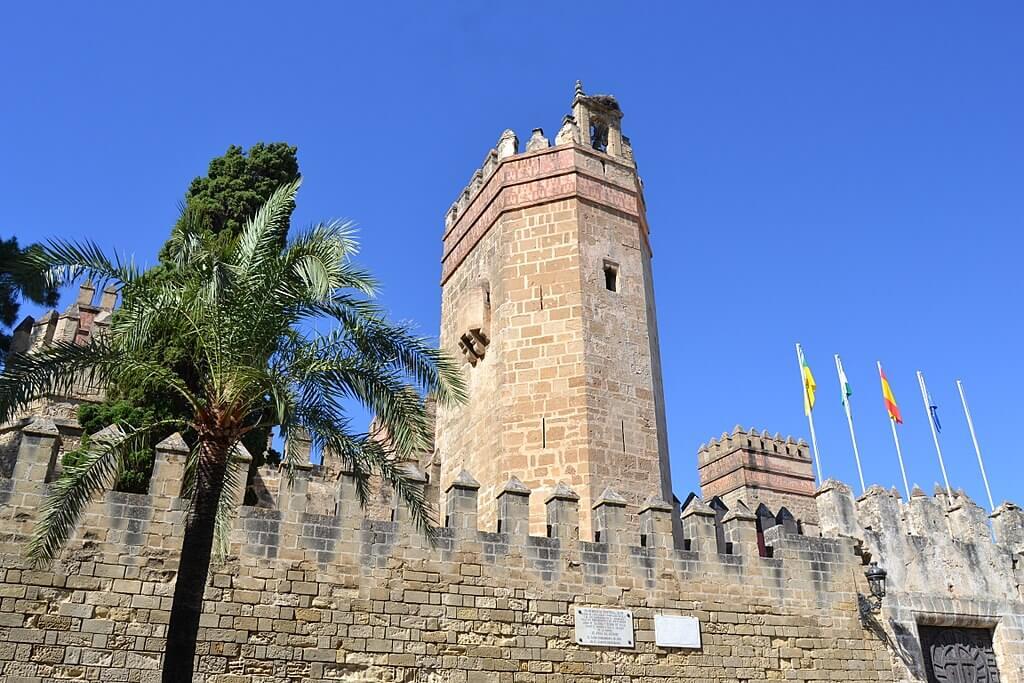 Torre del homenaje del castillo de San Marcos