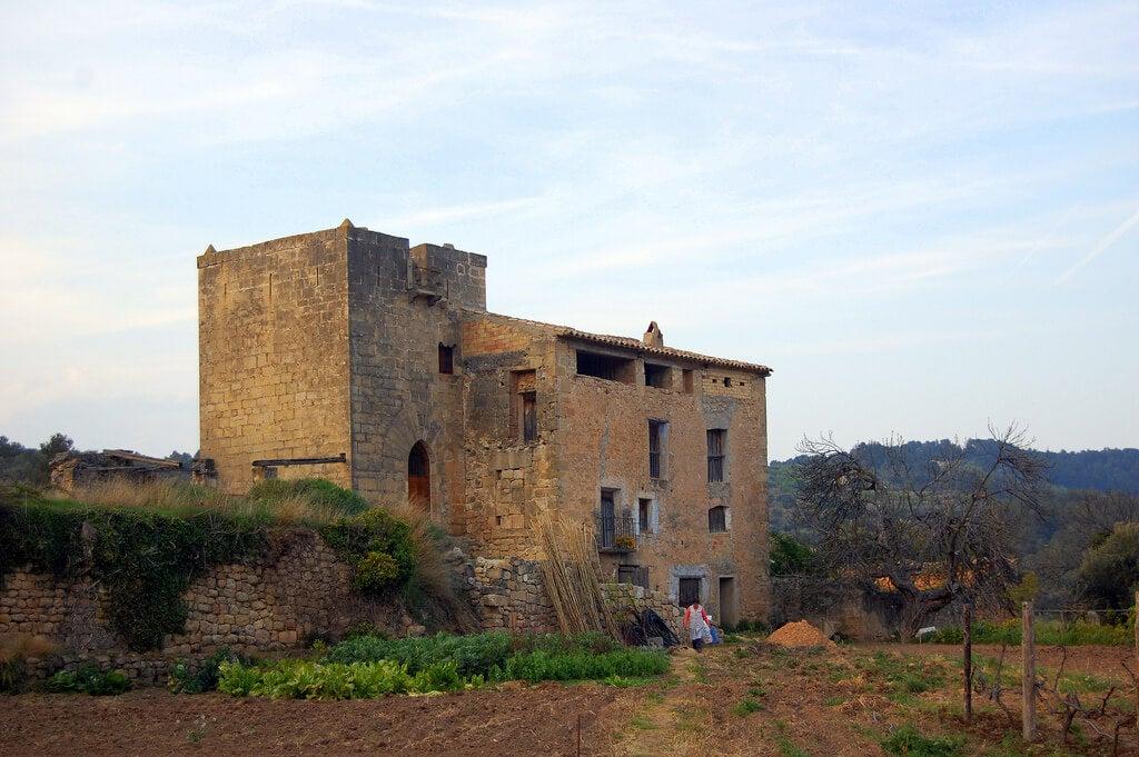 Torre del Prior en Horta de San Juan