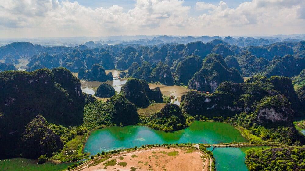 La campiña vietnamita: disfruta de una ruta increíble