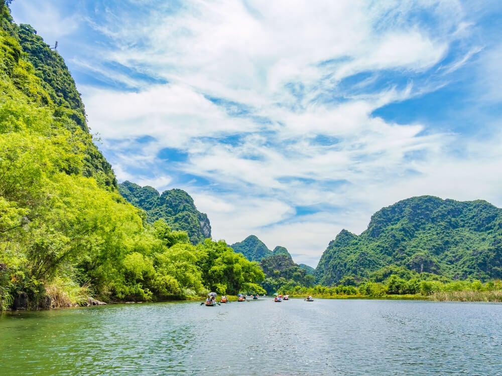 Paisaje de Trang An Landscape Complex