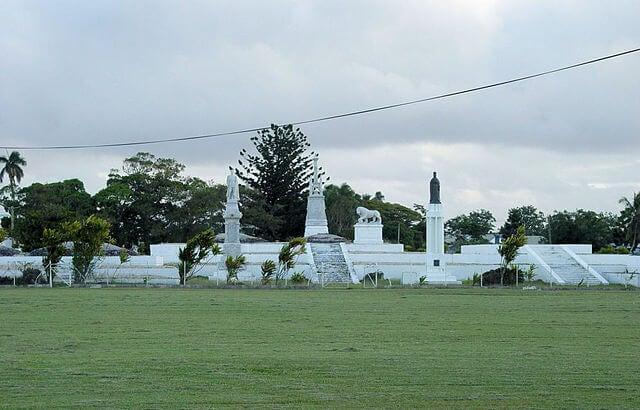 Tumbas Reales en Nukualofa