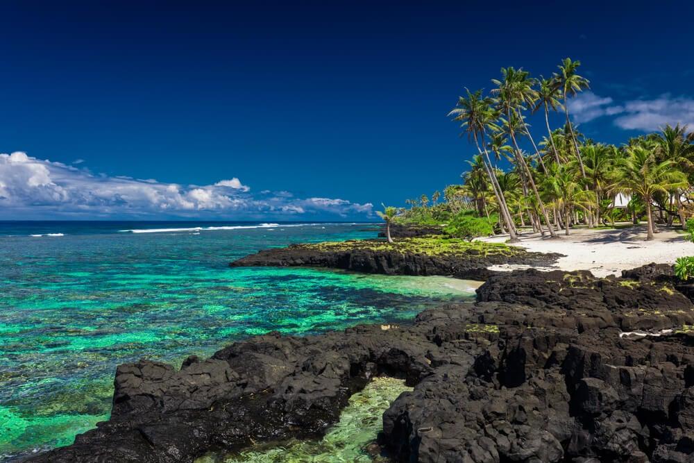 Descubrimos la hermosa isla de Upolu en Samoa