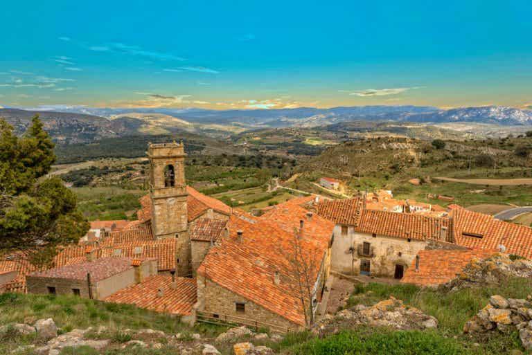 Culla, un bonito pueblo del Alto Maestrazgo en Castellón