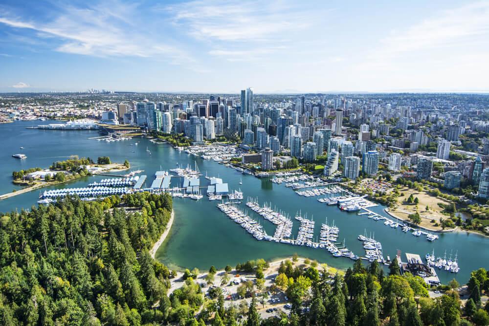 Vancouver, una de las ciudades con mayor calidad de vida