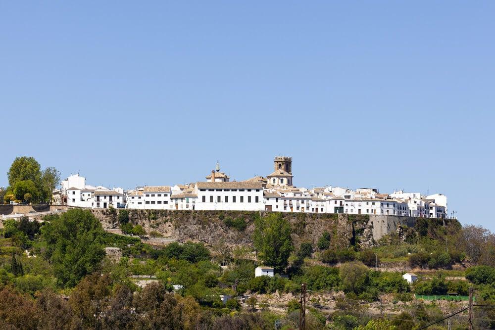 Vista de Priego de Córdoba