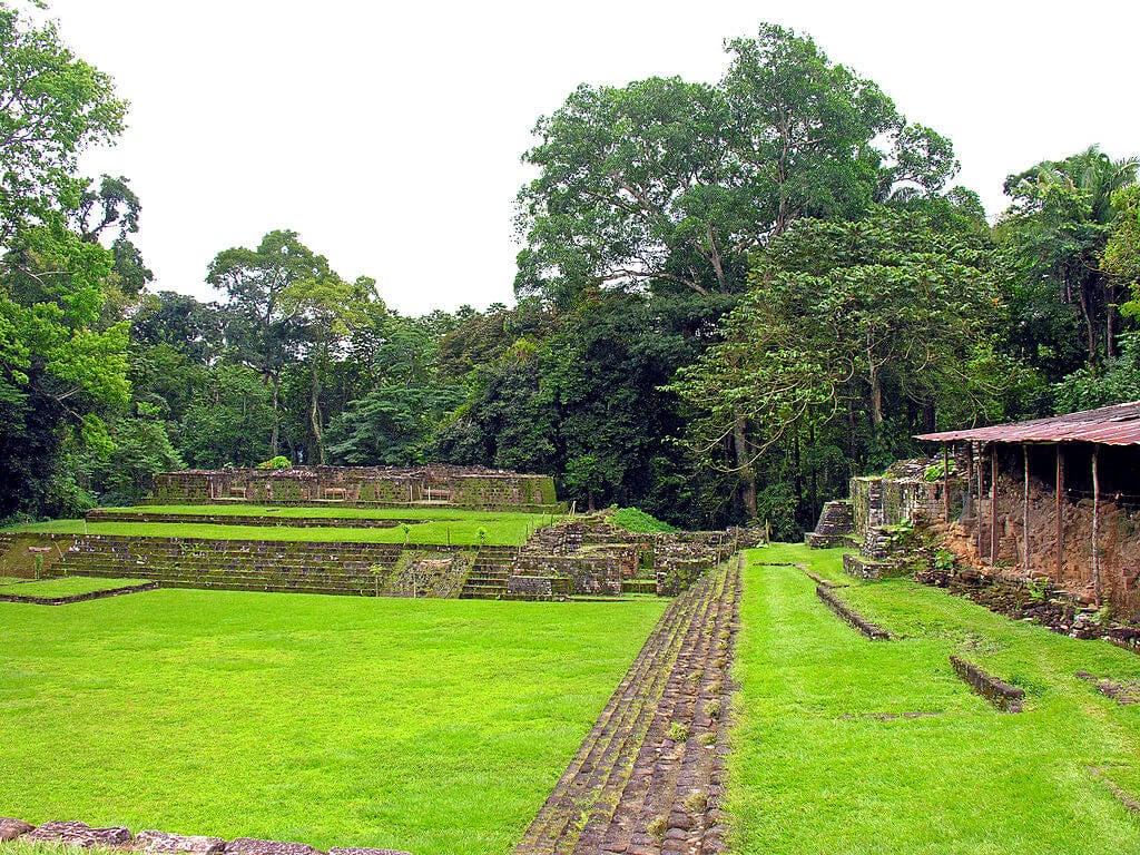 Acrópolis de Quiriguá
