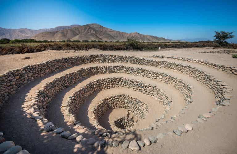 Los misterios de los acueductos subterráneos de Nazca
