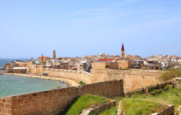 La Ciudad Vieja de Akko y su arquitectura otomana