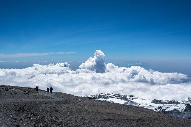 Ascenso al monte Kilimanjaro
