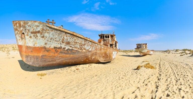 Algunos consejos para visitar el mar de Aral en Kazajistán