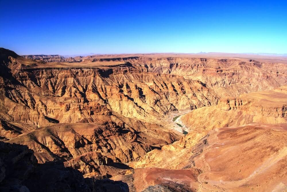 5 consejos para visitar el cañón del río Fish