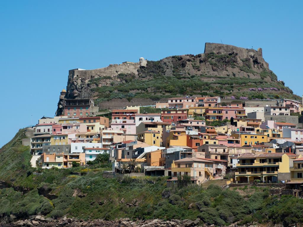 Castillo de los Doria en Castelsardo