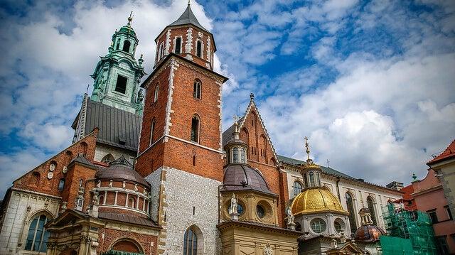 Exterior de la catedral de Wawel