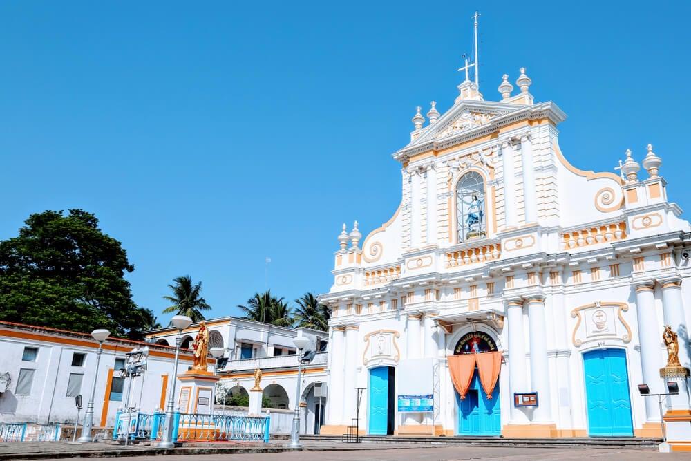 Pondicherry, la capital francesa de la India